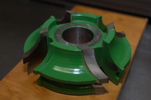 Fresa para Moldura de 160 mm